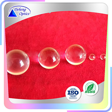 wholesale customized optical glass ball lens