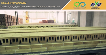 clay brick&tile kiln