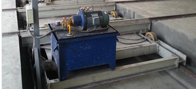 BDC264 Kiln cars transmitting machine