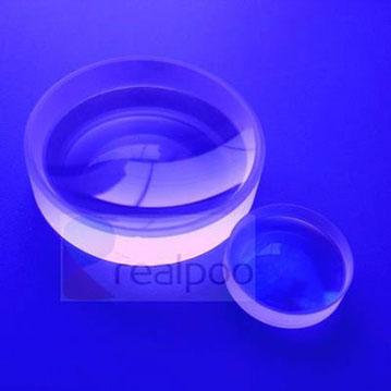 Optical glass plano concave lens