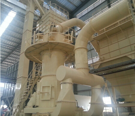 LSM1150 vertical fine powder grinding mill