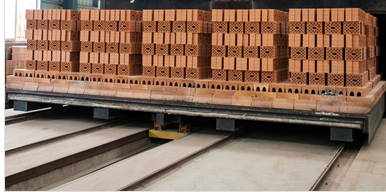 new technology energy conservation tunnel kiln for brick making in brick production line