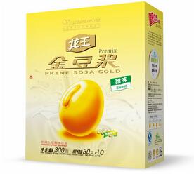 High Protein Organic instant soy milk powder soya milk organic food