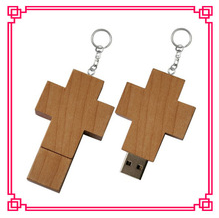 wooden card usb with different color can custom logo