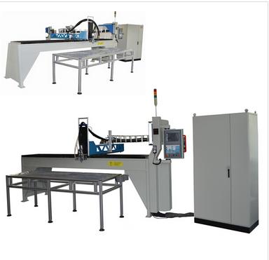 High quality PU Foam Gasketing Making machine