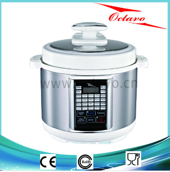 Multifunctional pressure cooker