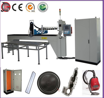 New technology machine for sealing gasket making