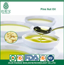 100% extra virgin pine nut edible oil