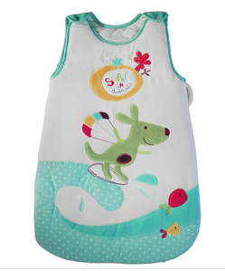 Animal shaped Baby sleeping bag