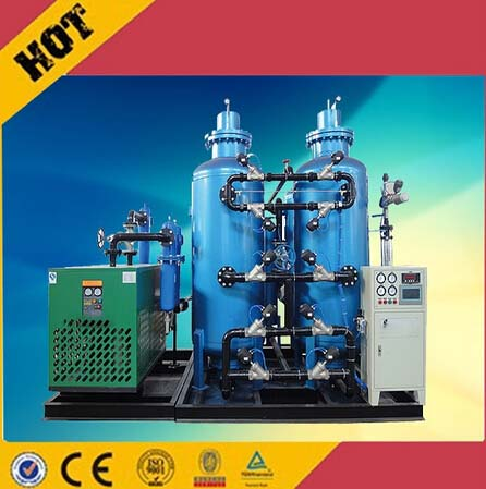 99-99.999% purity Pressure Swing Adsorption PSA Industry Nitrogen generator