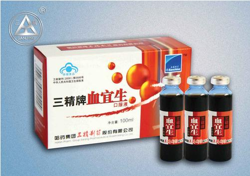 Blood Enhancement Oral Liquid