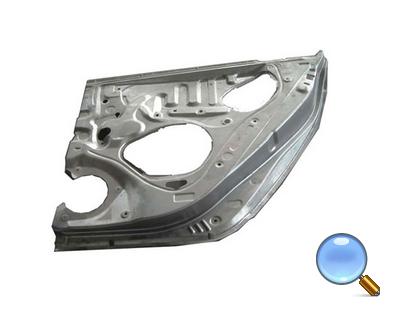 Car door inner panel tools