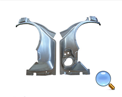 Wheel arch tools