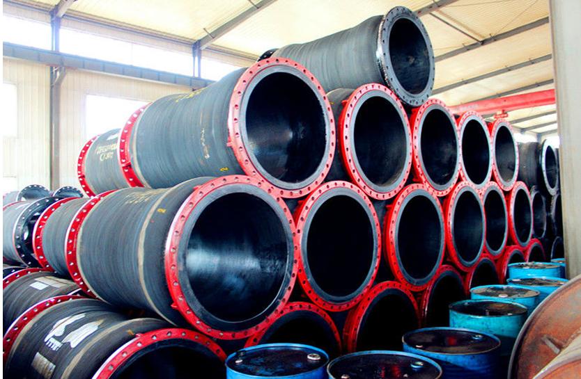 rubber dredge suction hose