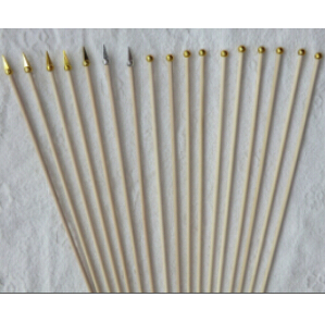Birch Wood Flag Banner Pennant Poles Dowels