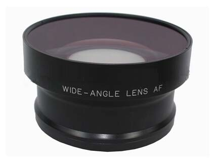 0.7x camcorder lens -- wide angle lens 72mm 77mm 82mm for Sony EX1 EX3 ,Canon or Panasonic photographic equipment