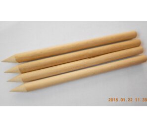 Double Pointed Wooden Dowels Sticks
