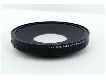 Fisheye lens 72mm 0.4X