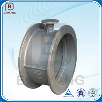 high quality ductile casting iron part