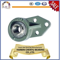 Three bolts bearing Pillow block bearings UCFB204 FB204 made in China