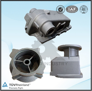OEM precision die casting high power gearbox housing