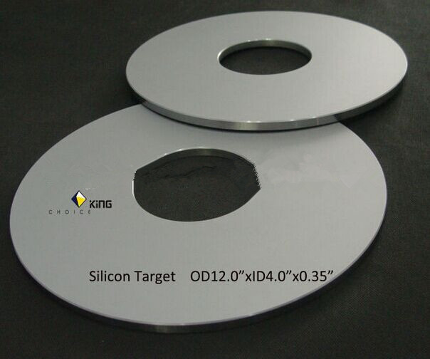 Thick silicon ring 99.999%