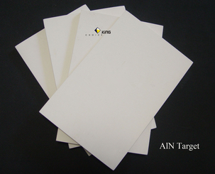Ceramic AlN target HP