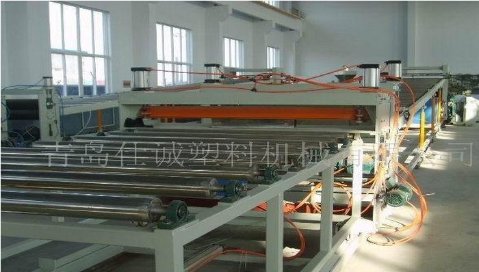 PE,PP Construction Formwork Line (Plastic Machinery)