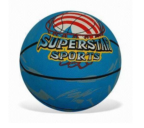Rubber Basketball (HS-1027)