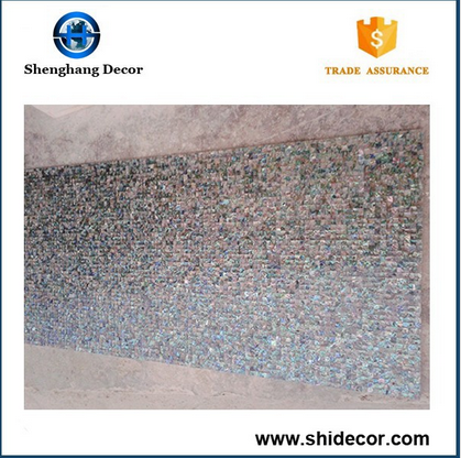 High Quality River Shell Mosaic