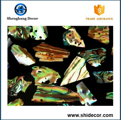 High quality abalone shell mosaic