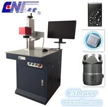 10W Fiber laser marking machine for hardware