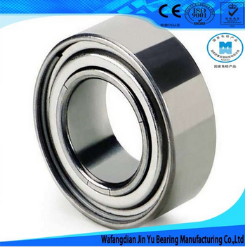 Deep groove ball 6302,good seals,different color bearing with normal use