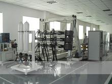 Car seat belt anchorage strength test station