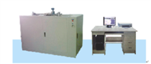 FM-HWF thermostatic valve temperature flow characteristics test bed