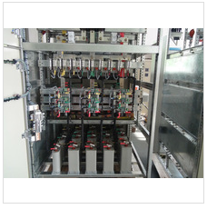 KVAR capacitor bank reactive power compensation