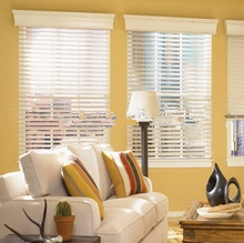 The latest style wooden blinds