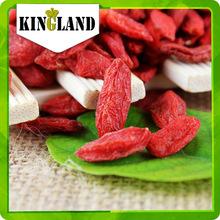 dried organic goji berries
