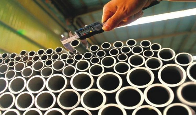 DIN ST52 Precision Cold Drawn Steel Tube