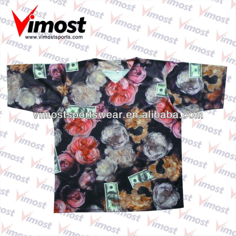 Newest Style Vimost Baseball jersey baseball shirts best design for your team