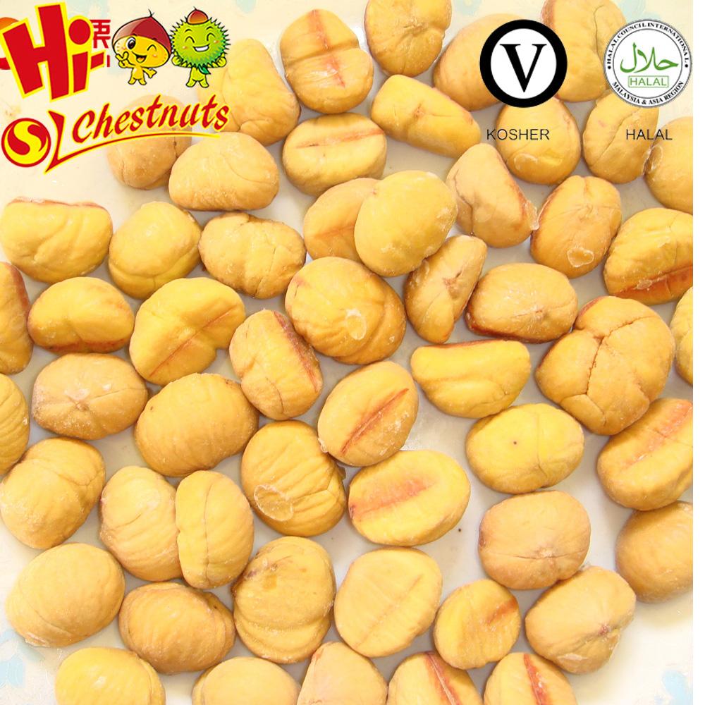 Frozen Chestnut Kernel Wholesale Chestnut from China