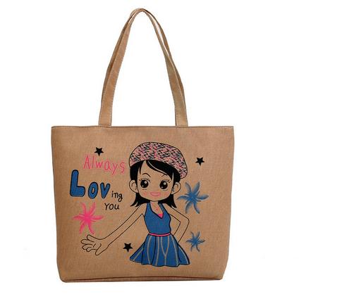 Big size elegance handbag