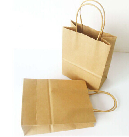 gift packing paper bag for christmas