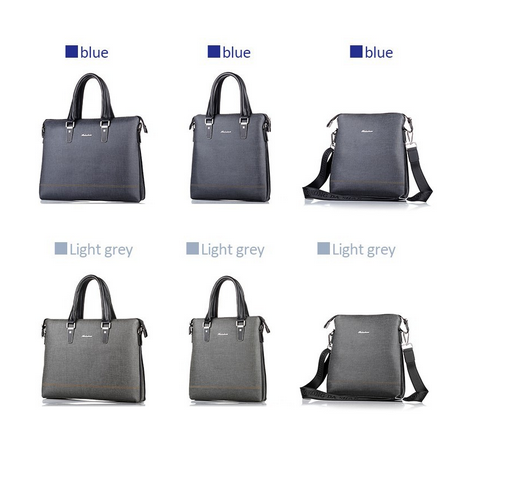 HK ds fashion simple messenger shoulder bag for business lawyer