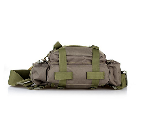 HK DA SHAN Camo army worterproof Sport Outdoor Military waist Bag, Tactical Trekking Military sport Cycling bags