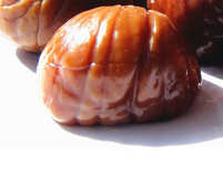 Peeled chestnut From Hebei China