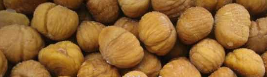 Chinese frozen chestnut kernel