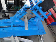 drywall partition stud profile rolled machine