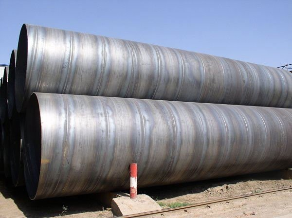 Sprial Welded steel pipe