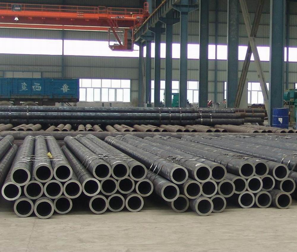 construction material/mild seamless steel pipe/tube A large number of wholesale and more than two tons of free shipping
